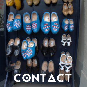 Contact pagina