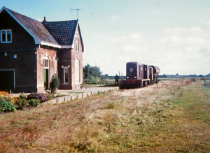 Station Oude Leije