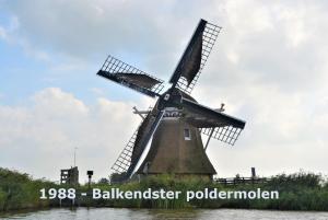 1988 Balkendster poldermolen